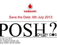 Vodacom Durban July calender reminder