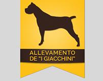 """""""Le Principesse de I Giacchini"""" Website"""