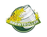 Logo for Brew Troller