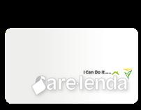 UI Design - i.Care.lenda