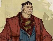 Justice League Western Re-Design