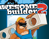 Graphic for the iOS game - Awesome Builder