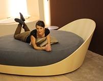 Ovalni krevet