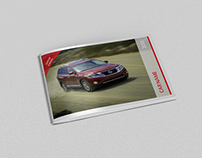 Car Catalog Brochure Template - 16 Pages
