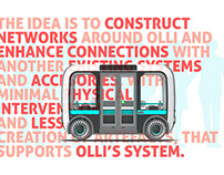 Olli Plus Aid. Service design