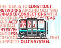 Olli Plus Aid. Service design