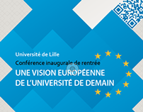 Conférence Université de Lille
