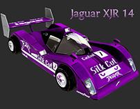 Jaguar_XJR-14 - TypeC - Tris: 18,729
