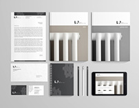 Linea Architettura | Brand Identity & Catalogue 2013