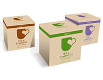 Tea & Sympathy Branding & Packaging