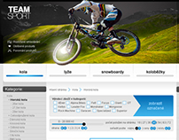 e-shop Team Sport