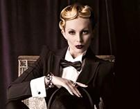 """""""Film Noire"""" – Timeless Kuhnle Magazine 2010/01"""