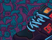 Escher's Shoes