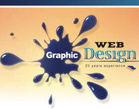 Paul DesRosier - Graphics and Web Designer