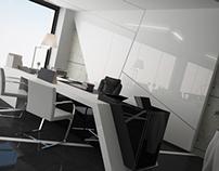 Manager room Design