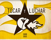 Tocar Y Luchar - El V and the Gardenhouse