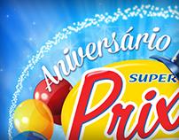 Super Prix - 2013 Birthday Concept
