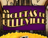 Pôster As bicicletas de Belleville