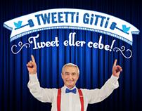 Bid With Tweets / Tweetti Gitti