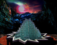 Textured Fantasy Environment