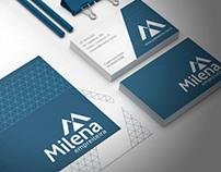 Milena | Brand Identity