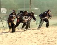 The Evolution Of Paintball in the United Arab Emirates