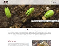 JH Sementes webdesign