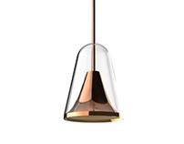 Bell Insert Pendant Lamp