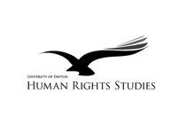 The University of Dayton Human Rights Program (Logo)