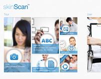 skinScan app for tablet/win8