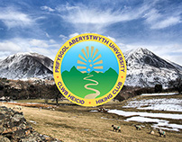 Aberystwyth Uni Hiking Club Identity