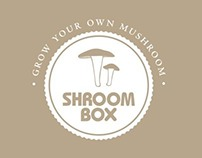 Shroom Box - Grow your own Mushroom Kit