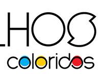 Visual Identity studio Olhos Coloridos