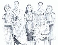 Retrato de familia / Family portrait