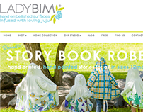 Lady BIM website