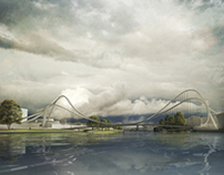 Berlin Bridge - Competition Entry (Mention)