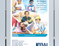BAI - Banco Angolano de Investimento - Advertising Ads