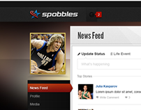 Spobbles - Social media for athlete, couch, and manager