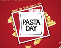 Product Advertising campaign: Goody pasta