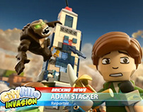 KRE-O Cityville Invasion - Good Morning Cityville
