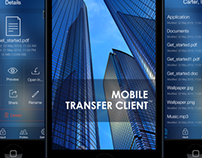 Global Scape - Mobile Transfer Client