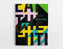 The Futurist Kitschen booklet