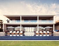 Chileno Bay Resorts / Villa / Mexico
