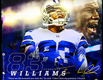 Dallas Cowboys 2015-16 Social Media Graphics