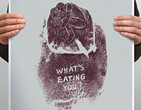 What's Eating You? Print