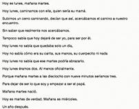 DE TEXTO - Varios.