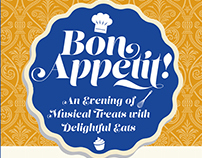 Resonance Works: Bon Appetit Ad