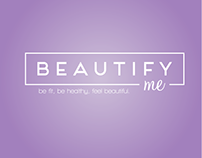 Beautify Me: Lifestyle Blog Logo