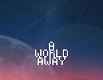 A World Away - Pixel Poster Design