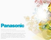Panasonic's Graphic Style